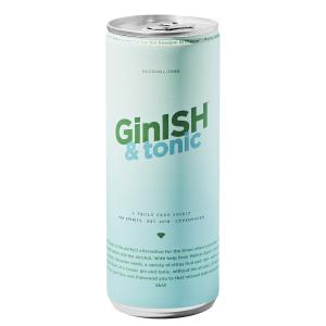 ISH - GinISH & Tonic