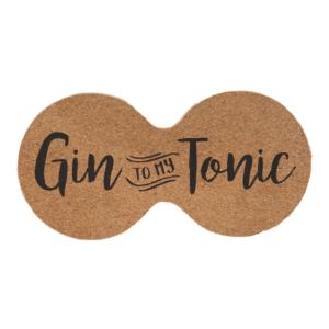 Gin to my tonic underlägg