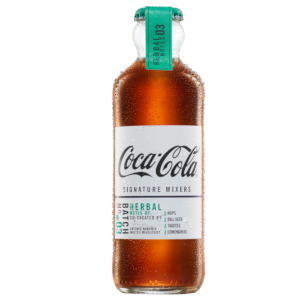 coca-cola signature herbal