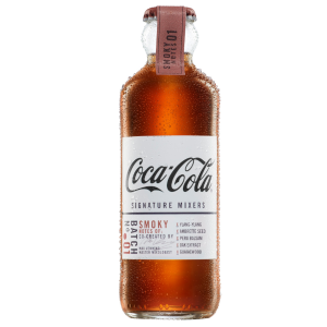 coca-cola signature smoky