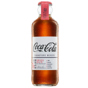 coca-cola signature spicy