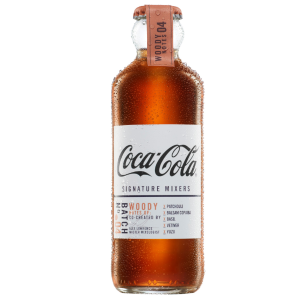 coca-cola signature woody