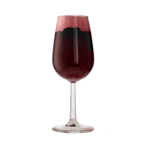 mikkeller limbo raspberry glas