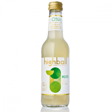 Highball Alcohol Free Cocktails – Mojito